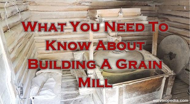 survivopedia grain mill