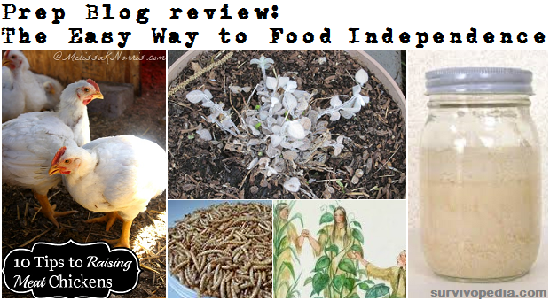 Survivopedia Review Food Independence
