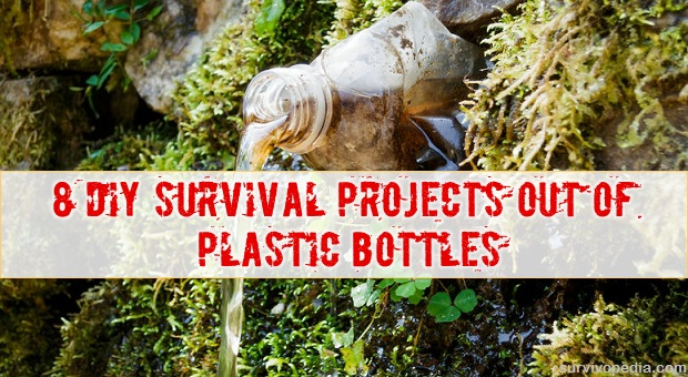 8 diy survival projects out of plastic bottles survivopedia - Diy projects using plastic bottles ...