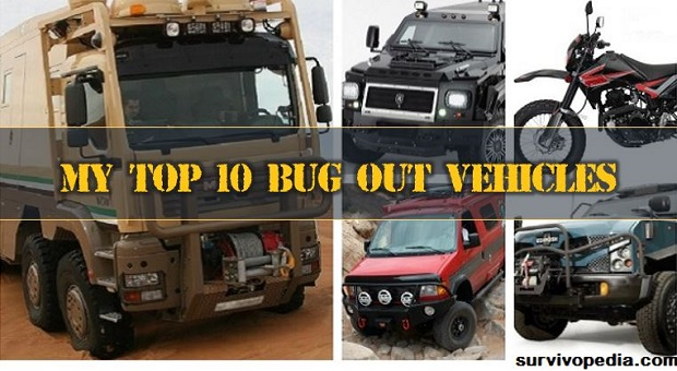 Bug Out Truck : My top bug out vehicles survivopedia