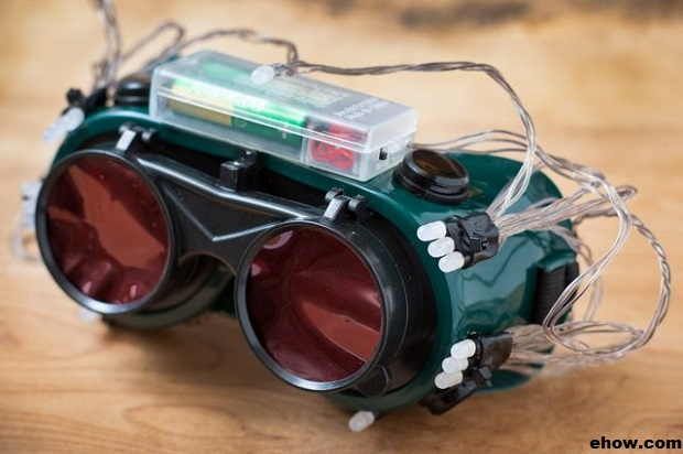 thermal goggles