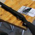 Remington 870 pump action shotgun
