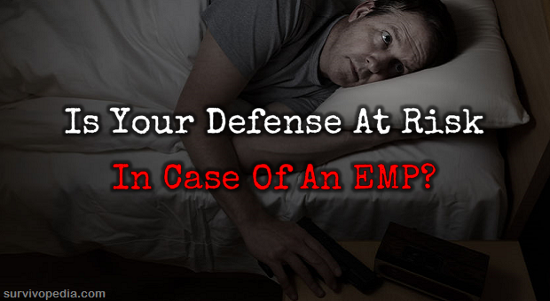 defense problems in case of emp