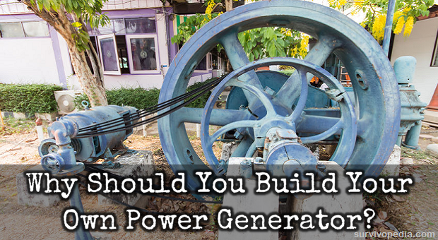 DIY Power generator