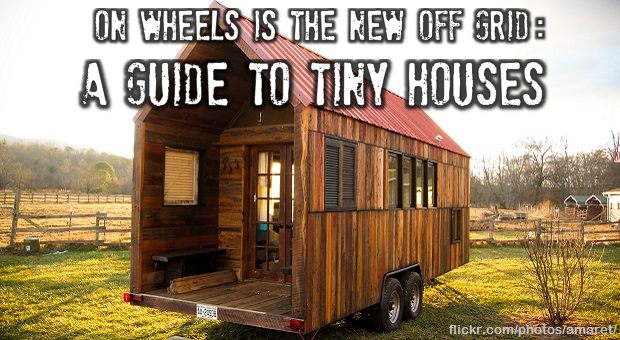 Minimalist home plans for sale - On Wheels Is The New Off Grid A Guide To Tiny Houses