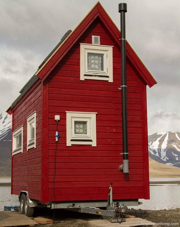 Tiny House in Longyearbyen