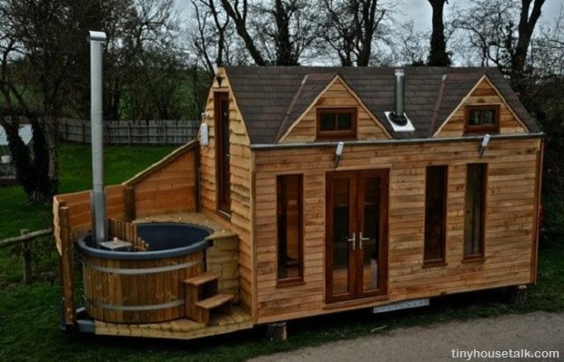 on wheels is the new off grid a guide to tiny houses pictures on tiny little houses on wheels largest home