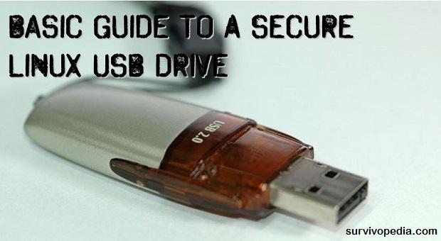 secure linux usb