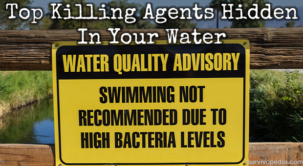 Water Killing Agents