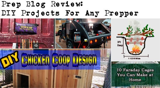 PRE Blog review 16 May