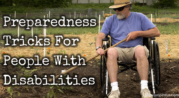 Preparedness for people with disabilities