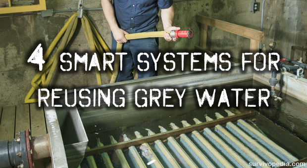 Smart Systems For Reusing Gray Water Survivopedia