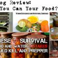 PRE Blog review 13 June