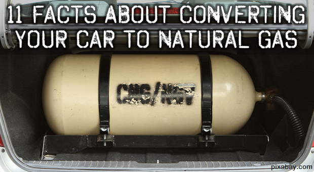 convert car to gas