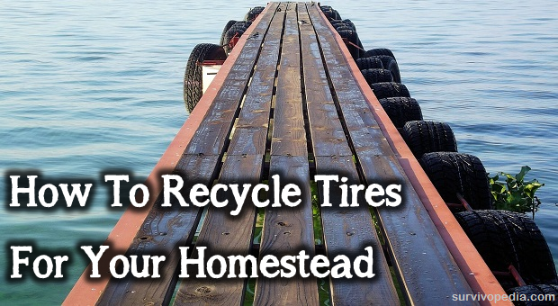 Recycle tires