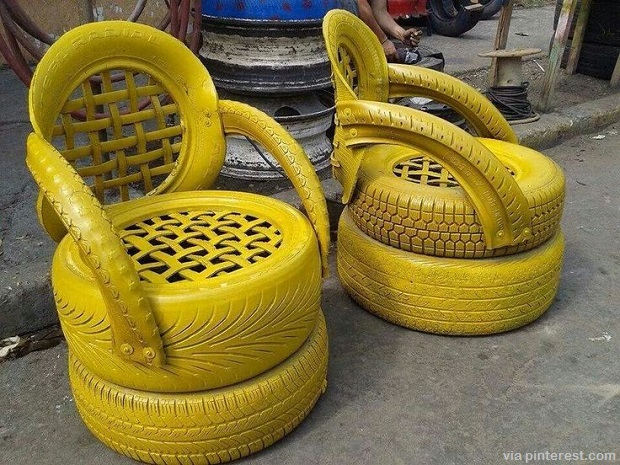 How to recycle tires for your homestead survival - What can you do with old tires ...