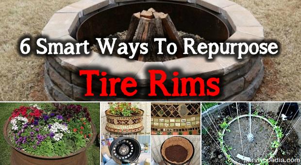 DIY tire rims