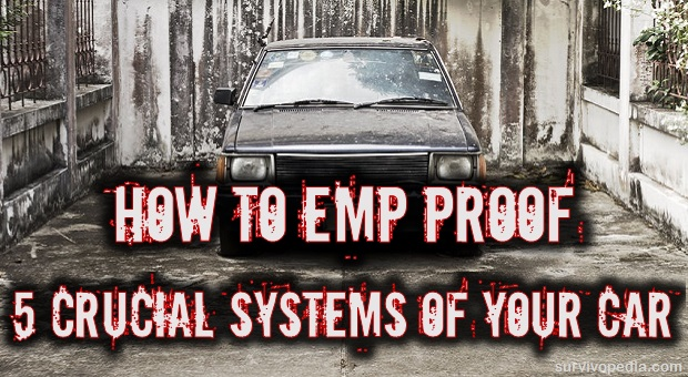 Can You Protect Your Car From An Emp