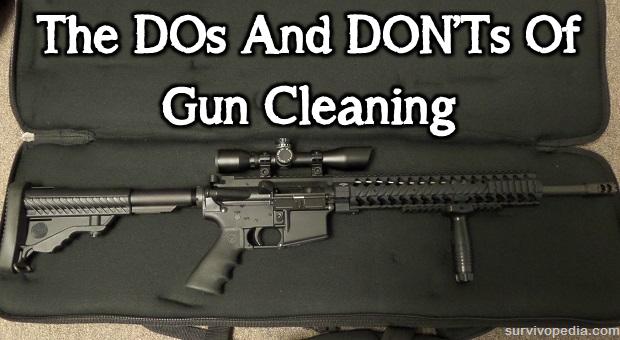Gun Cleaning
