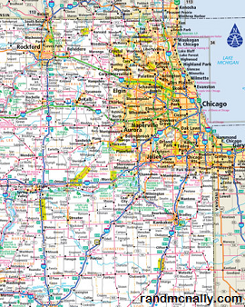 Rand Map