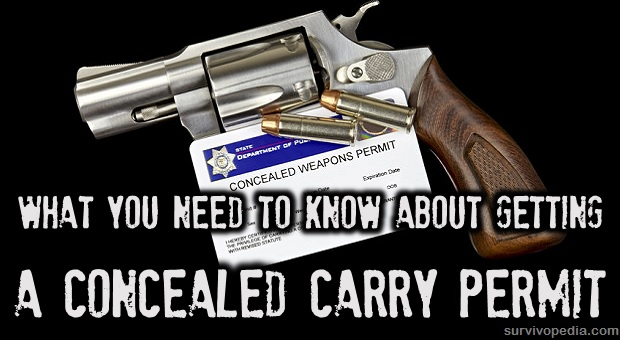 Whats your opinion on concealed carry?