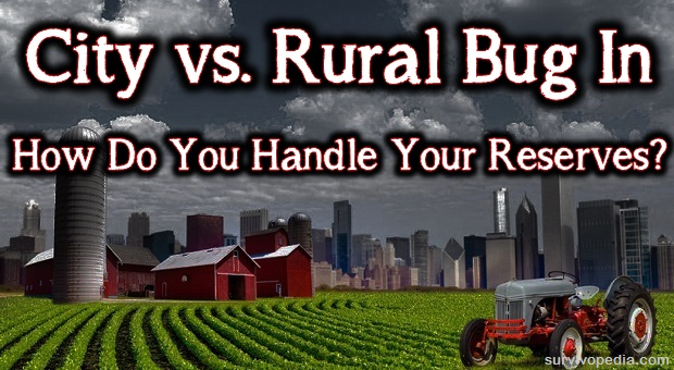 City vs rural