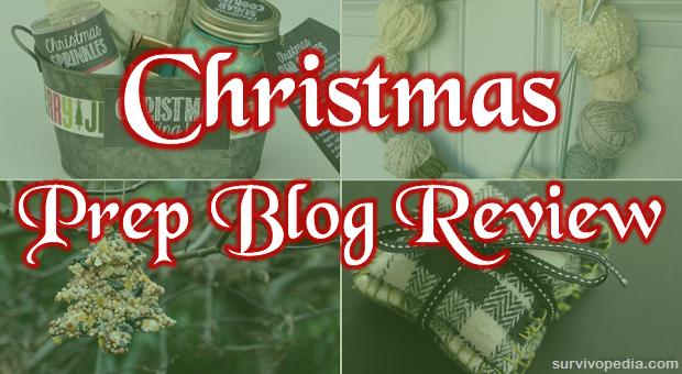 Christmas Prep Blog Review