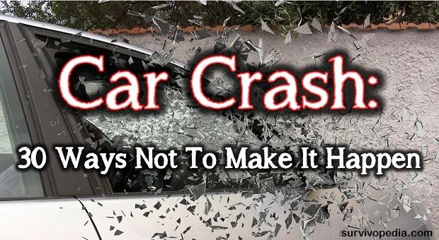 big car crash