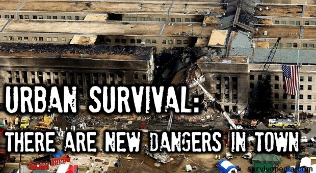 big urban dangers
