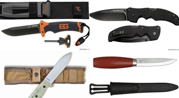 Top 20 Survival Knives   Survivopedia
