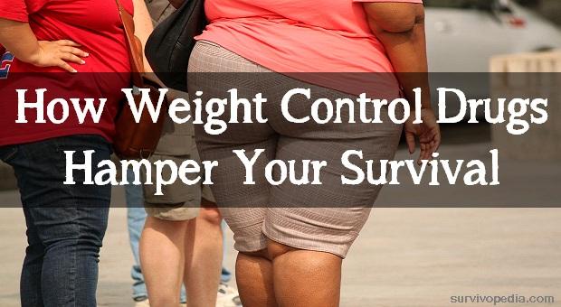 Weight control pills