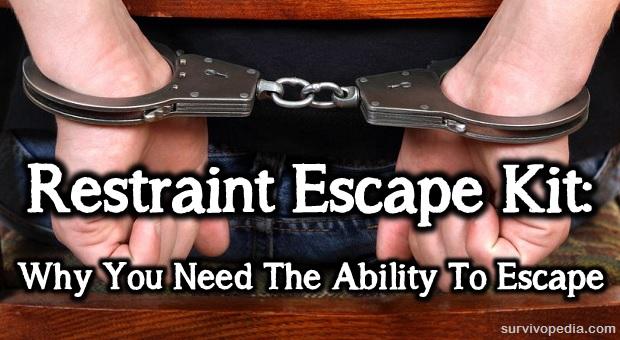Escape restraint