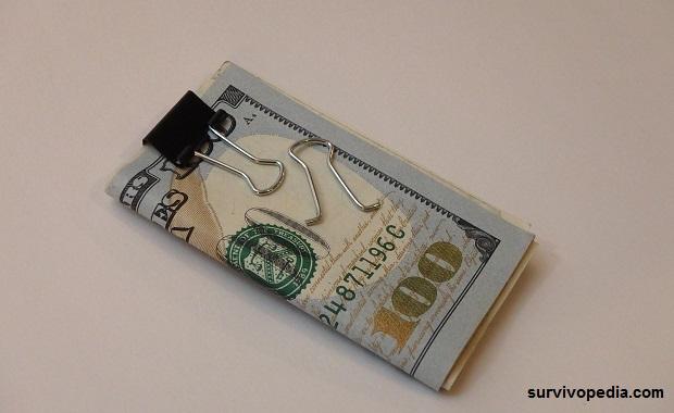 REK Mini Binder Clip