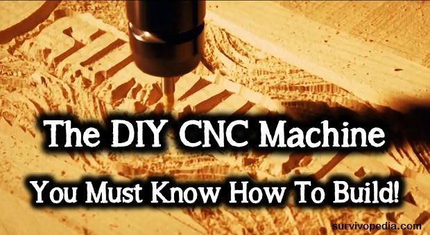 The DIY CNC Machine You Must Know How To Build!