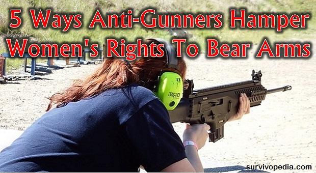 big women guns