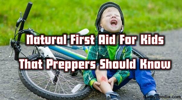 Survivopedia first aid for kids