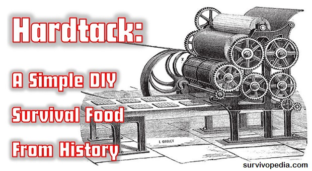Hardtack: A Simple DIY Survival Food From History