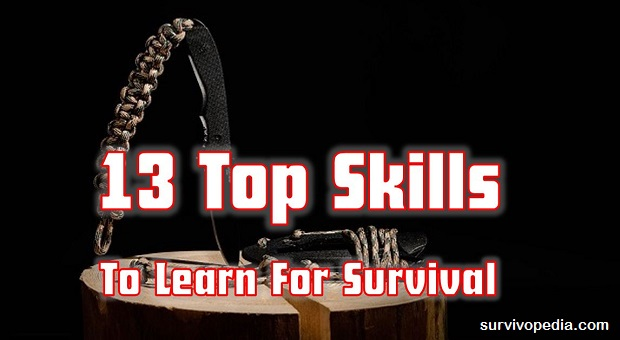 # Best Survival Skills To Learn - home defense dog