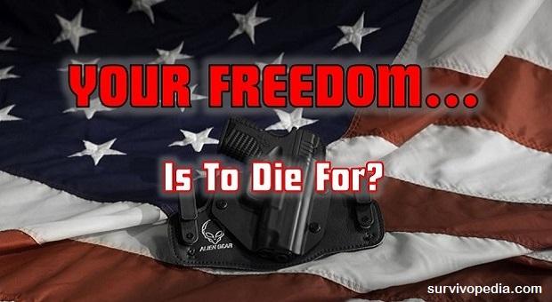 Survivopedia freedom and guns
