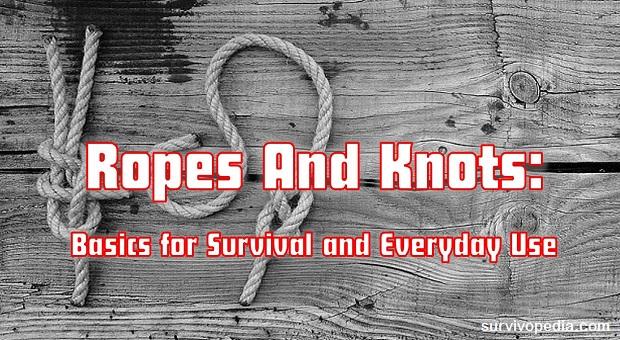 Survivopedia knots and ropes