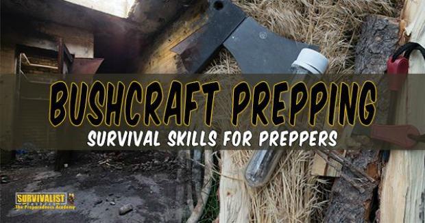 Wilderness Survival Skills For Preppers