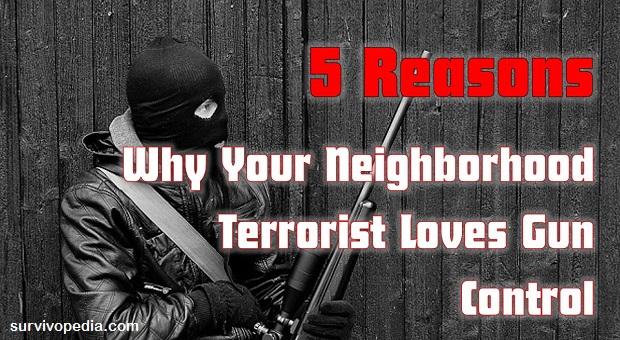 survivopedia 5 reasons terrorism