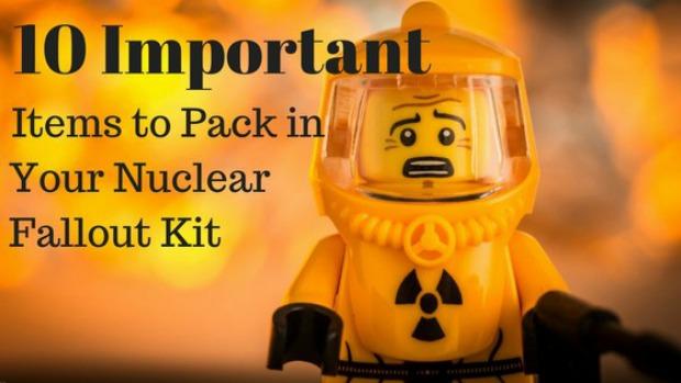 Nuclear Items