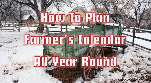 Farmer's Calendar