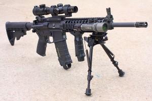 ar15 rifle