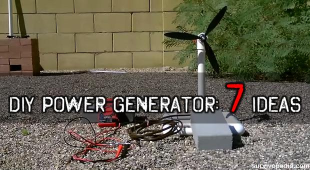 DIY Power generator