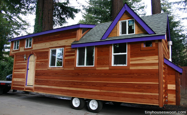 On wheels is the new off grid a guide to tiny houses - Cost of solar panels for 3 bedroom house ...