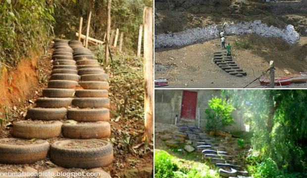 How To Recycle Tires For Your Homestead Survivopedia