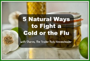 Best Ways To Fight A Cold Naturally